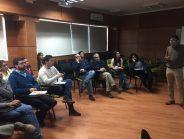 Seminario sobre Determinación del control genético se desarrolló para alumnos del DIGV