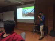 Investigador del Centro de Estudios Avanzados en Fruticultura realiza charla sobre estrés abiótico
