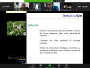 Investigador mexicano aborda importancia de mejoramiento genético para la agricultura en escenario de crisis hídrica y cambio climático global